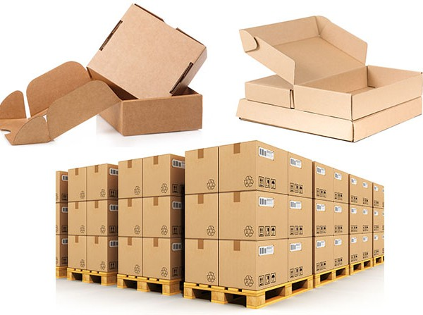 Corrugated Boxes | Conventional Boxes | Outer Boxes: CBS Packaging