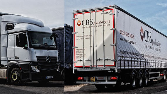 CBS acquire new truck fleet